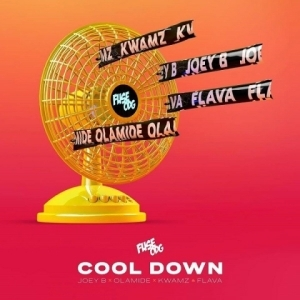 Instrumental: Fuse ODG - Cool Down (Beat By Stj) ft. Olamide, Joey B, Kwamz & Flava